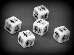 Het dobbelsteenspel