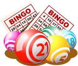 Bingo met muziek en geluid