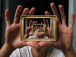 Levende spiegel