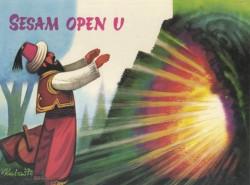Ruwe rovers en rijke steden - Sesam Open U!