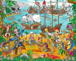 Golven en gevaar – Piraten en muzikaal zeeslag