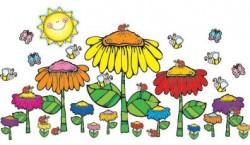 De bloemetjes en de bijtjes!